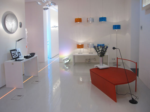 artemide showroom_amsterdam