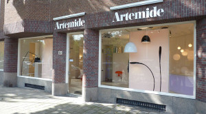 Artemide Showroom – Amsterdam