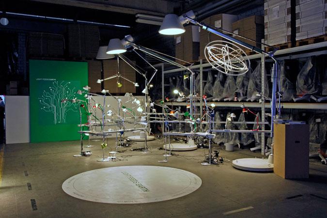designers' saturday_light feeds earth